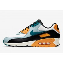 Nike Air Max 90 Essential Teal/Oro Yelllow AJ1285-110