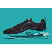 Nike Air Max 720 Mujer Negras/turquoise AR9293-010