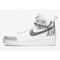 Nike Air Force 1 High 'Under Construction - Blancas' CQ0449-100