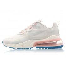 "Nike Air Max 270 React ""Summit Blancas"" AO4971-100"