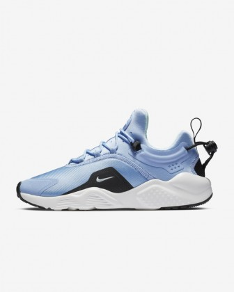 Nike Air Huarache City Move Aluminum/Negras/Summit Blancas/Teal Tint AO3172-400
