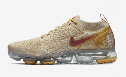 Air VaporMax Flyknit 2 Chinese New Year 2019 Mujer - BQ7037-001