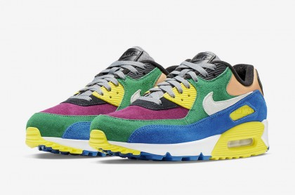 Nike Air Max 90 Viotech 2.0 Lucid Verdes Game Real CD0917-300