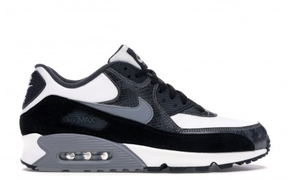 Air Max 90 Python Blancas/PARTICLE Gris-ANTHRACITE-Negras - CD0916-100