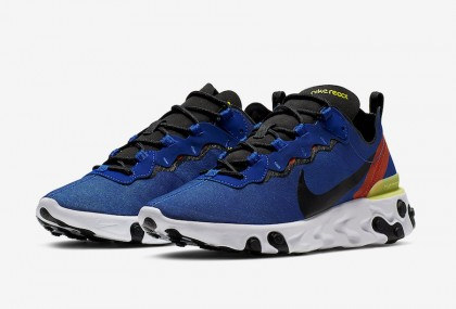 Nike React Element 55 Game Real BQ6166-403