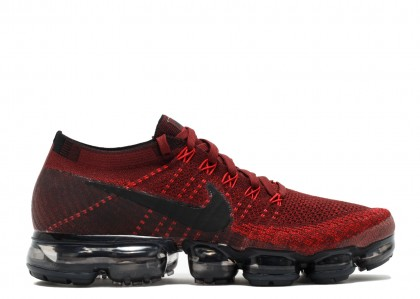 "Air VaporMax ""Oscuro Team Rojas""- Nike - 849558 601"