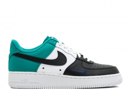 Nike air force 1 '07 lv8 Negras, Profundo Real 823511-002