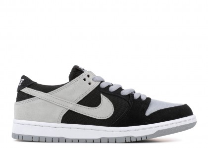 Nike SB Dunk Low Negras Wolf Gris 854866-001