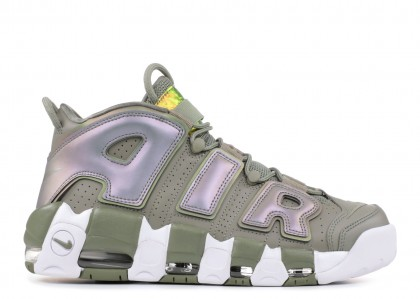 Nike Mujer Air More Uptempo Iridescent 917593-001