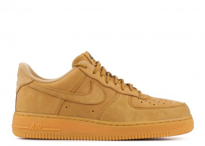 Nike Air Force 1 Low Flax Wheat AA4061-200a
