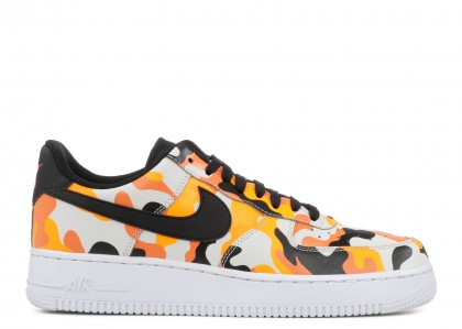 "Air Force 1 07 LV8 ""Naranjas Camo"" - Nike - 823511 800"