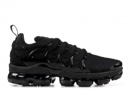 Nike Air VaporMax Plus Triple Negras | 924453-004