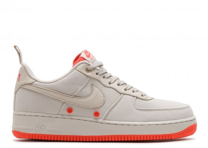 """Air Force 1 07 low Canvas """"Desert Sand"""" - Nike - 579927 001"""