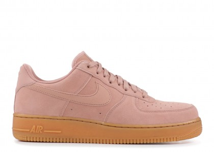 """Air Force 1 07 LV8 Suede """"Particle Rosas"""" - Nike - AA1117 600"""