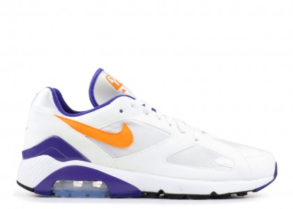 Nike Air Max 180 | Blancas | Zapatillas | 615287-101