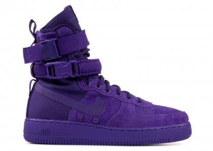 "SF Air Force 1 ""Court Moradas""- Nike - 864024 500"