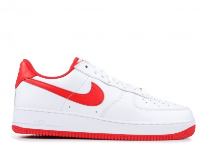 "Air Force 1 Low ""Fo'Fi'Fo'""- Nike - AQ5107 100"