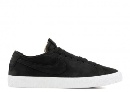 Nike SB Zoom Blazer Low Deconstructed - Negras - AA4274-002