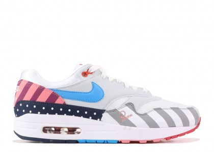 "Parra x Nike Air Max 1 ""Blancas/Pure Platinum""AT3057-100"