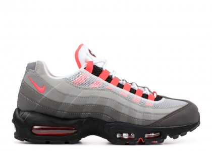 "Nike Air Max 95 ""Solar Rojas"" at2865-100"