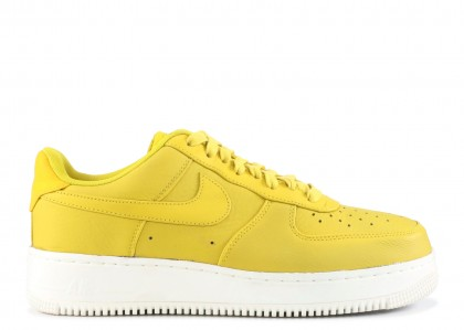 "NikeLab Air Force 1 Low ""Citron""- Nike - 905618 701"