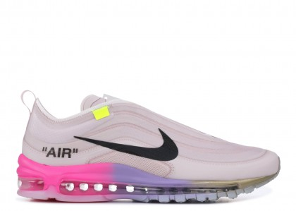 Off-White Nike Air Max 97 Rose AJ4585-600