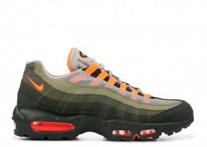 Air Max 95 OG Neutral Olive Total Naranjas - AT2865-200