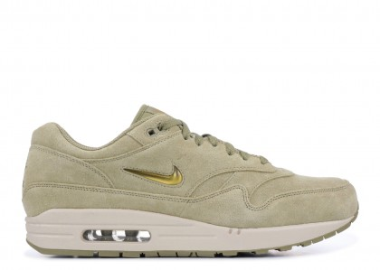 Nike Air Max 1 Jewel Neutral Olive 918354-201