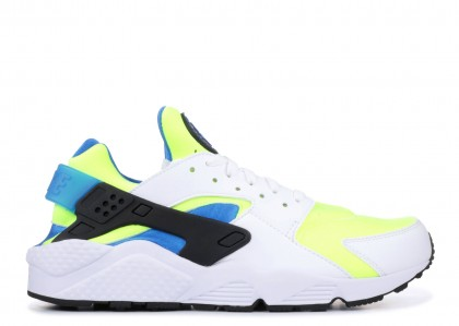 "Nike Air Huarache ""Scream Verdes"" AT4254-101"