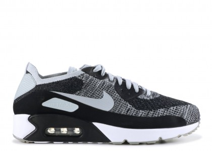 Nike Air Max 90 Ultra 2.0 Flyknit Negras - 875943-005
