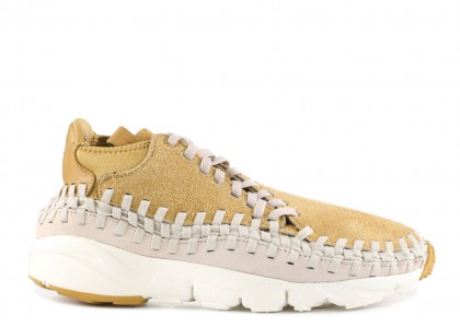 Nike Air Footscape Woven Chukka QS (Oro / Marrones) 913929-700