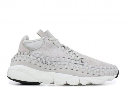 Nike Air Footscape Woven Chukka QS (Claro Bone) 913929-002
