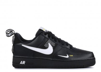 Air Force 1 Low Utility Negras Blancas aj7747-001