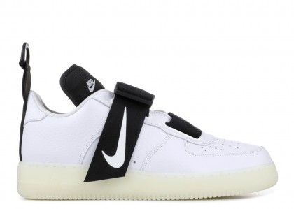 Air Force 1 Utility Blancas Negras - AV6247-100