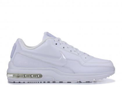 "Air Max LTD 3 ""Triple Blancas""- Nike - 687977 111"