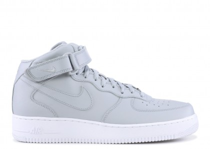 Nike Air Force 1 Mid 07 Trainers In Gris 315123-046