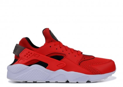 Air Huarache Run Habanero Rojas - 318429-609