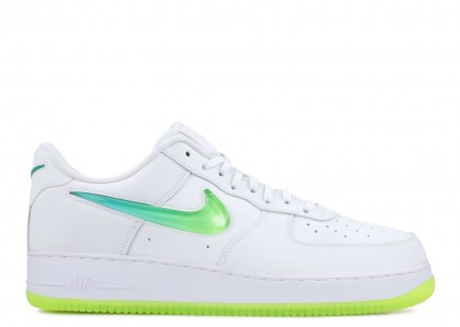 Air Force 1 Low Jelly Swoosh Blancas - AT4143-100