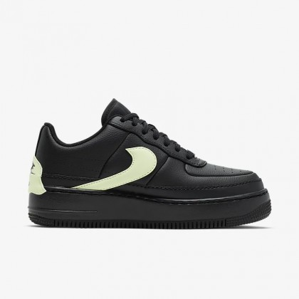 Air Force 1 Jester XX Negras/Barely Volt - CN0139-001