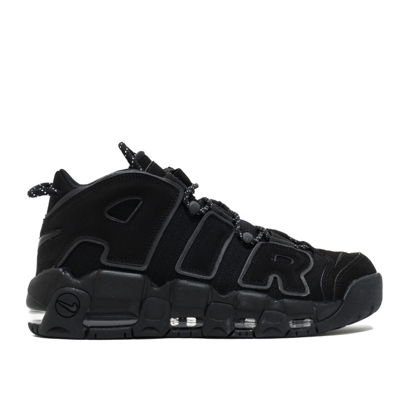 "Nike Air More Uptempo ""Triple Negras"" 414962-004"