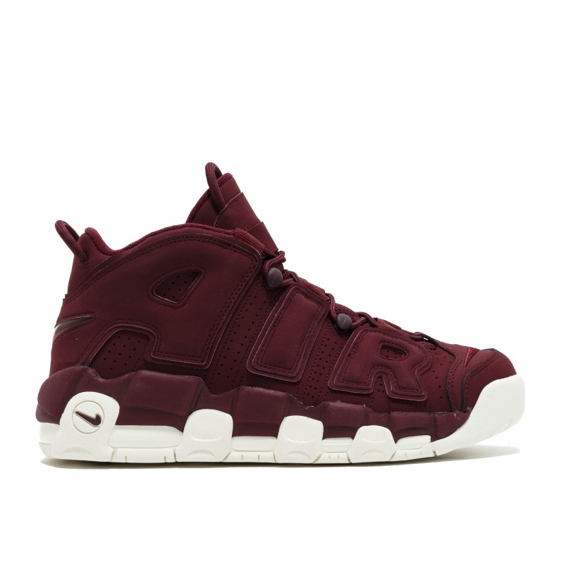 "Air More Uptempo ""Bordeaux""- Nike - 921949 600"
