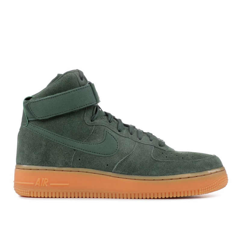 "Air Force 1 High 07 LV8 Suede ""Vintage Verdes""- Nike - AA1118 300"
