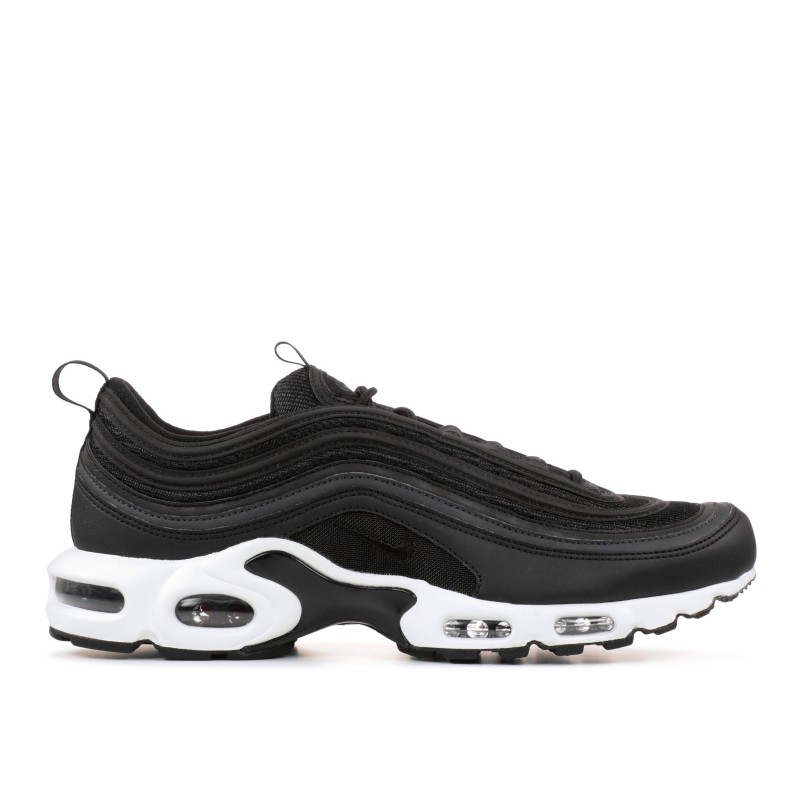 Air Max Plus 97 Negras Blancas - AH8143-001