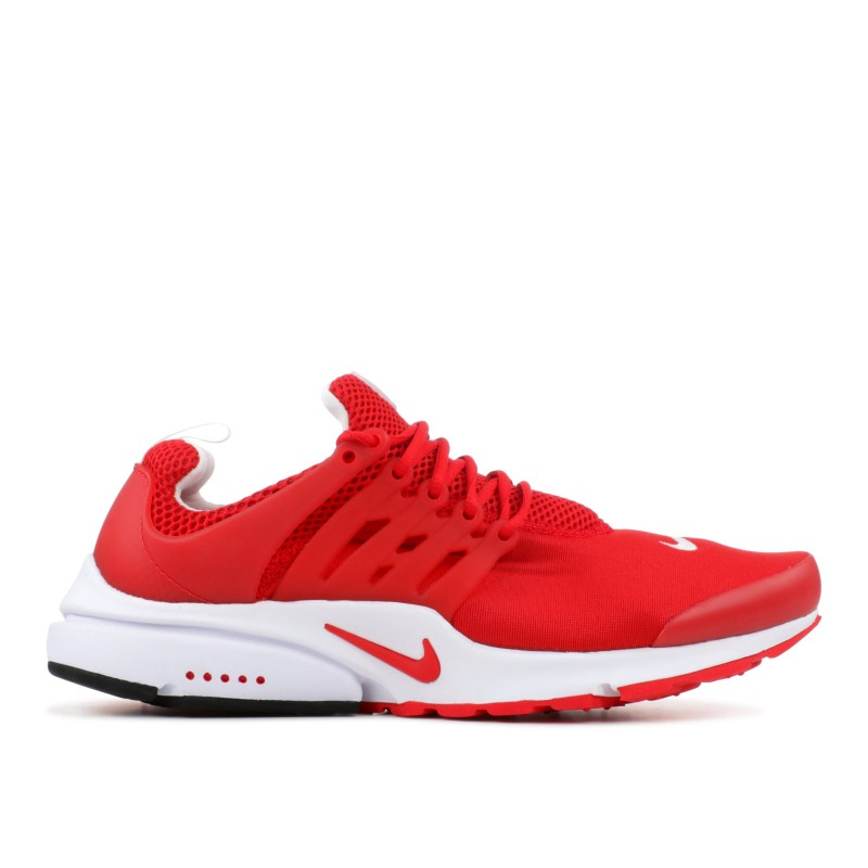 Nike Air Presto Essential Zapatillas (Rojas) - 848187-601
