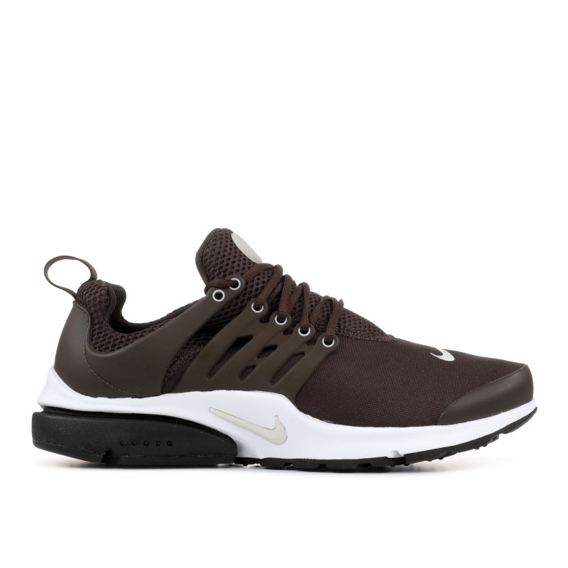 Nike Air Presto Essential Velvet Marrones 848187-200