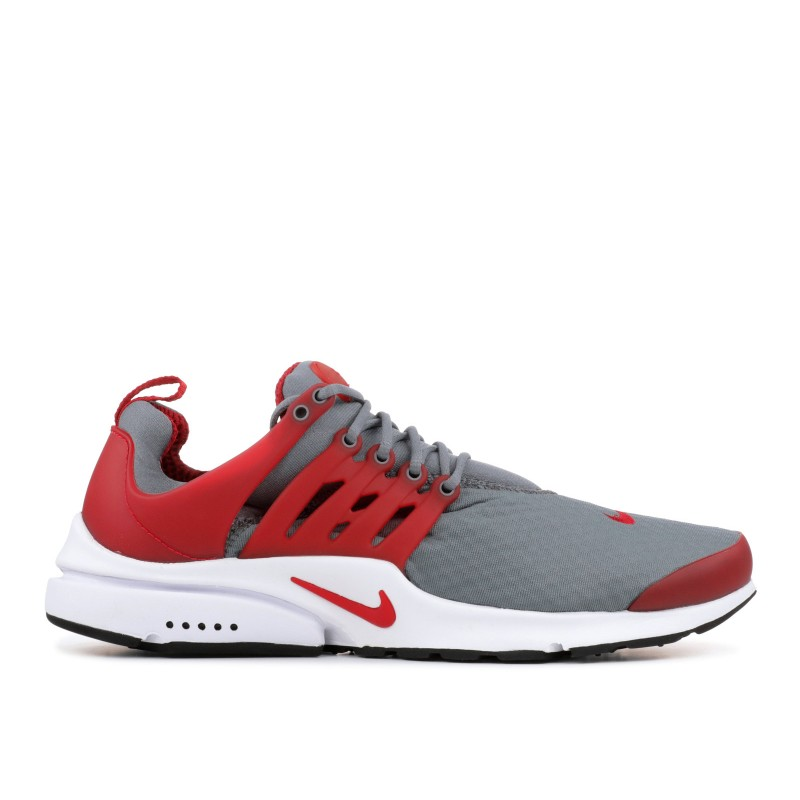 "Air Presto Essential ""Gym Rojas""- Nike - 848187 008"