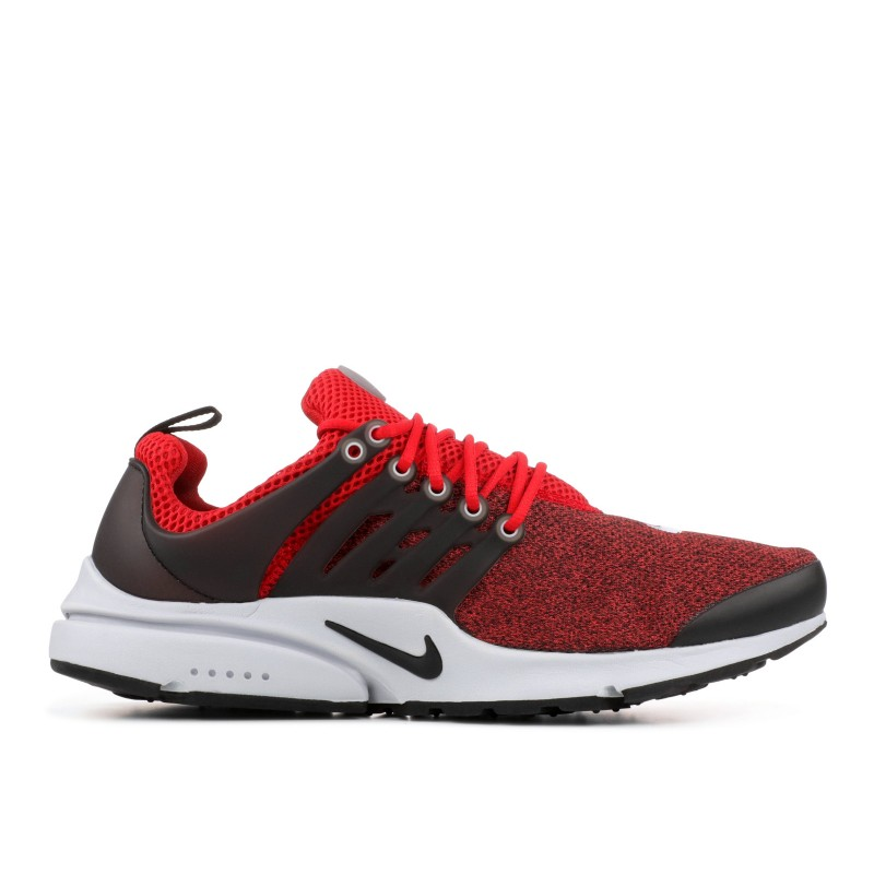 Nike Air Presto Essential University Rojas/Negras-Negras - 848187-603