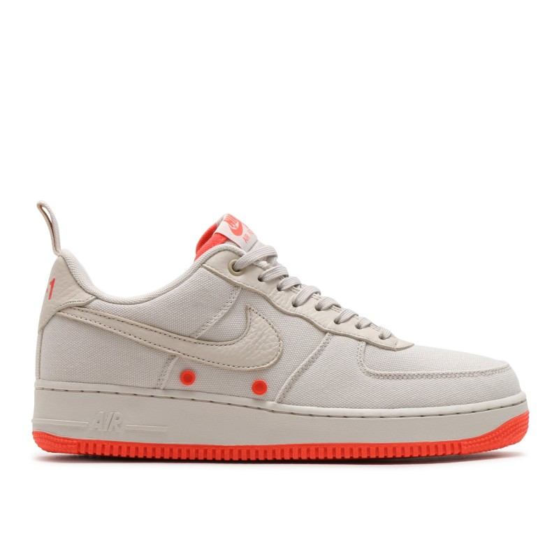 "Air Force 1 07 low Canvas ""Desert Sand"" - Nike - 579927 001"