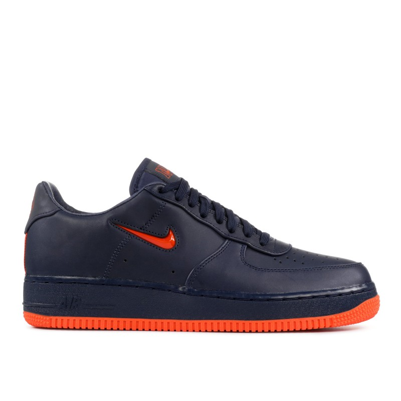 "Air Force 1 Low ""NYC""s Finest""- Nike - AO1635 400"