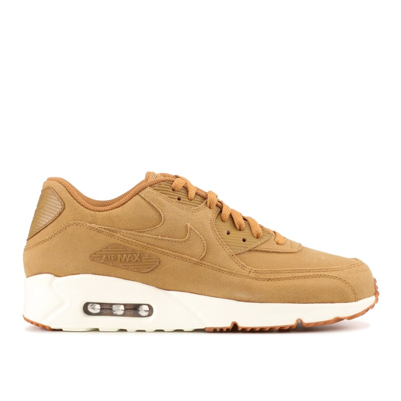 "Air Max 90 Ultra 2.0 Cuero ""Wheat""- Nike - 924447 200"